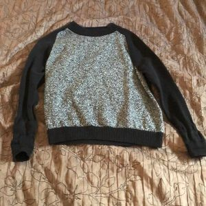 GAP Black&Gray Sweater - never worn
